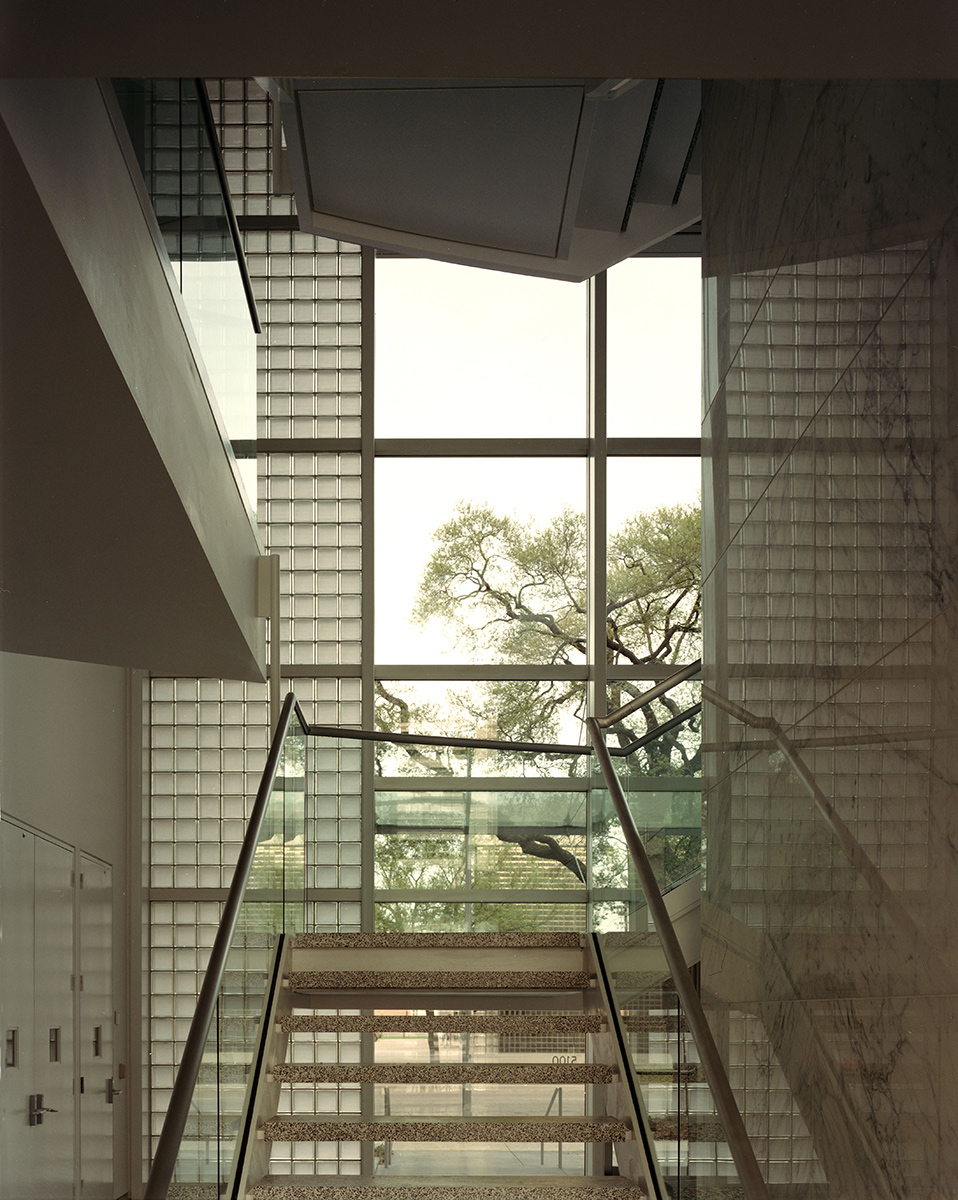 glassell junior school of art and administration building mfah